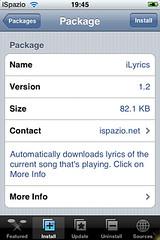iLyrics_installer
