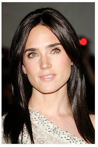 Long Center Part Romance Hairstyles, Long Hairstyle 2013, Hairstyle 2013, New Long Hairstyle 2013, Celebrity Long Romance Hairstyles 2187
