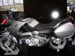 Honda Deauville - Grey