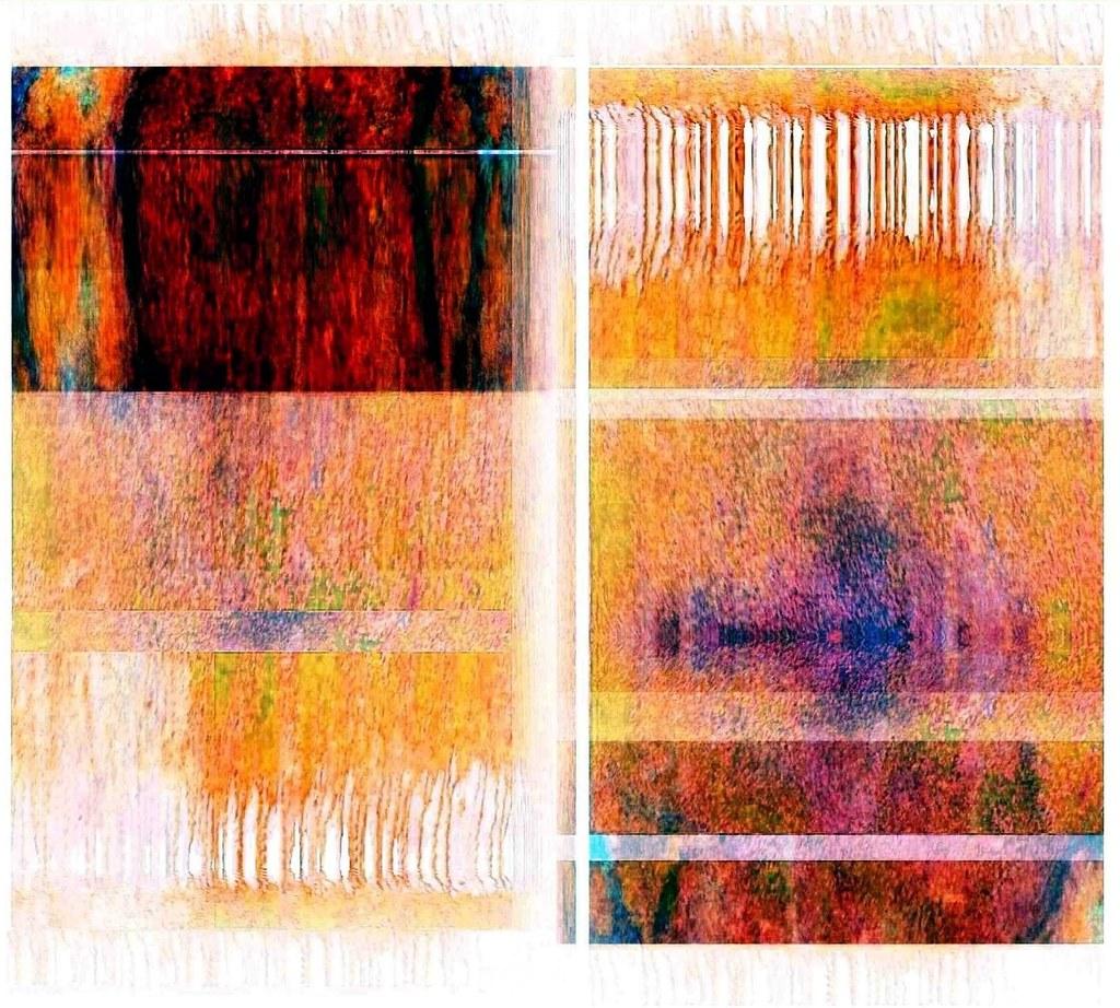 'In Memory of the Bauhaus Women Textile Weavers' (Zen Abstraction #10)
