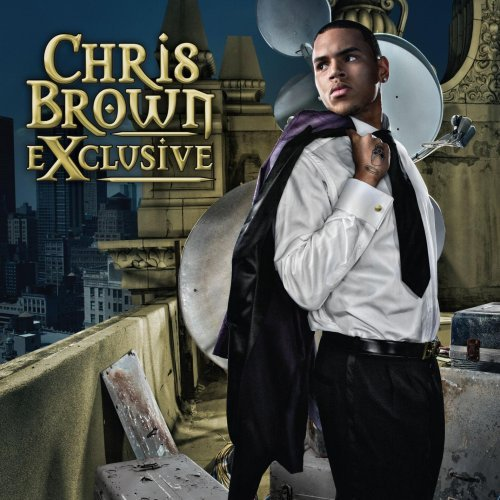chris brown exclusive