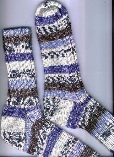 Nicole socks