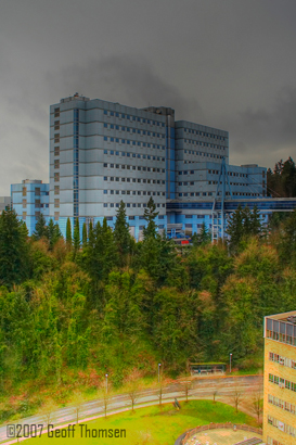 VA Hospital HDR
