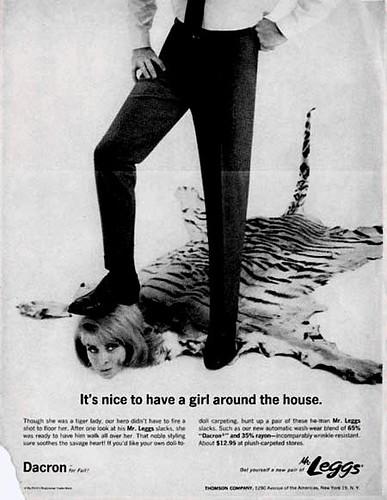 limpia alfombras Mr Leggs - 1970