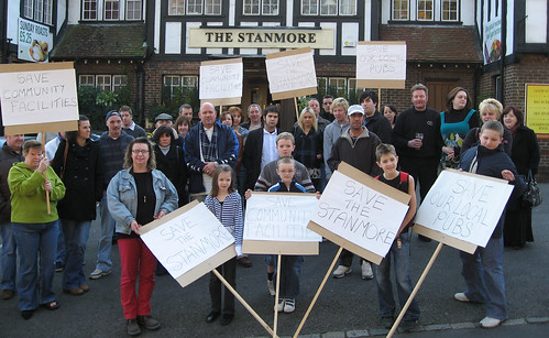 Save the Stanmore