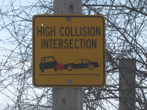High Collision Intersection
