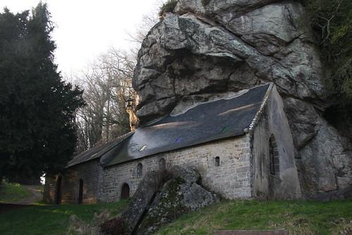 Bieuzy les Eaux, ermitage St Gildas