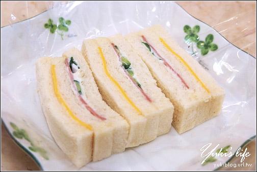 [桃園]金城三明治 & 佳樂波士頓派   Yukis Life by yukiblog.tw