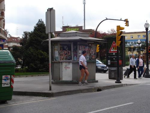 El Kiosco de marras