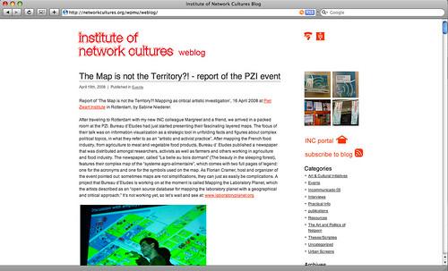 INC Weblog