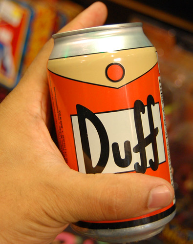 Duff Beer For Me, Duff Beer For You