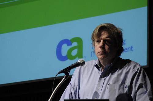 Mr. Don F. Ferguson, 基調講演  Javaが変えた企業システムの未来 - ドン・ファーガソンが本音を語る, JJUG Cross Community Conference, 2008.04.30