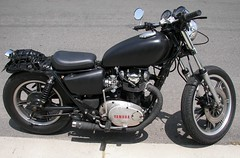 Yamaha XS650 Custom Bobber (Dusty_73) Tags: street bike toy cool twin motorcycle yamaha custom xs650 bobber