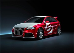 Audi A3 TDI Clubsport Quattro Concept 4