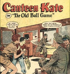 Anchor Andrews - Canteen Kate 1946 (by senses working overtime)
