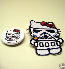 eBay Imitations (idoru45) Tags: art liverpool painting starwars ebay hellokitty stormtrooper imitation