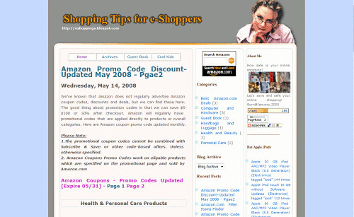 Shopping Tips for eShoppers