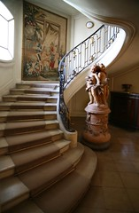 Nissim de Camondo stair (R. O. Flinn) Tags: sculpture house paris france museum stair interior 18thcentury nissimdecamondo