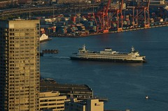 Vue sur Seattle 2