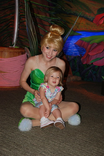 Tink and The Princesses