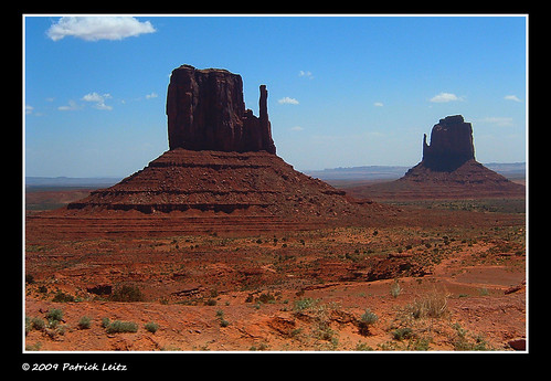Monument Valley di Patrick Leitz