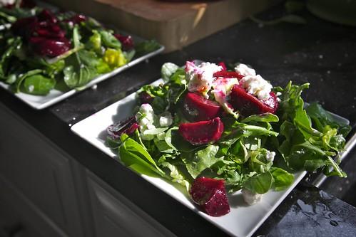 beet salad!