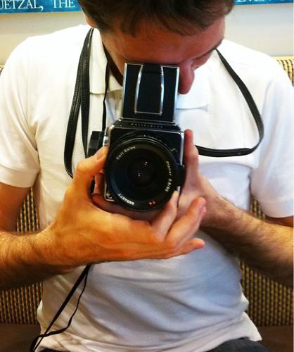 Te dedico la foto negra @zordor !