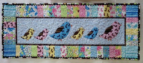 Bird Crossing version at Lodi quilt show