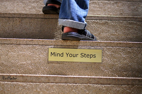 Mind Your Steps