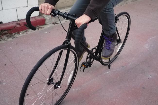 will's new bike