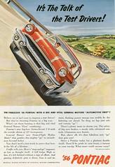 1956 Pontiac (twm1340) Tags: auto car vintage gm ad vehicle pontiac 1956