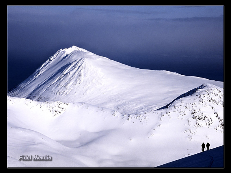 Alpes de Lyngen