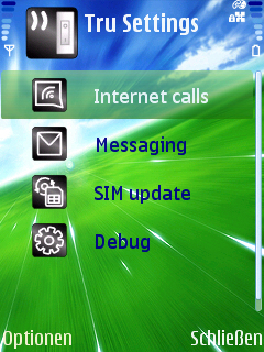 truphone screenshot