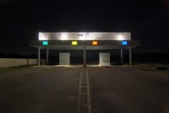 CLOSED (Noel Kerns) Tags: abandoned night sanantonio closed texas theatre drivein mission amazingtalent