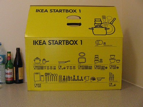 Ikea Kitchen Starter Box
