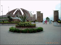 Pakistan Monument (M.Rizwan Rafique) Tags: monument architechture picnic recreation monuments islamabad pakistanmonument picnicspots