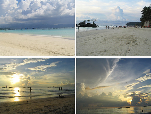 Boracay - the beach