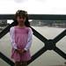 Sarah en el puente