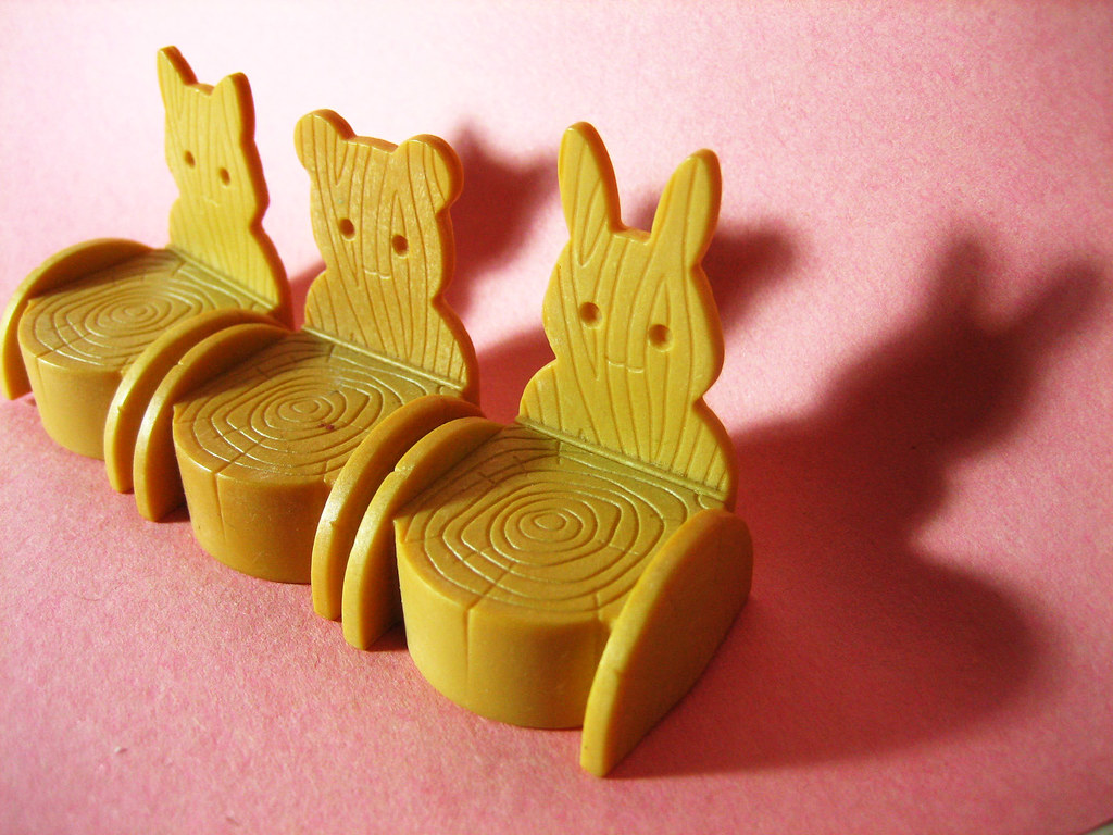 Sylvanian Family Chairs