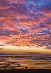 Sunset at the Ocean Beach, San Francisco (canbalci) Tags: sanfrancisco sunset bravo san francisco oceanbeach fotogezgin