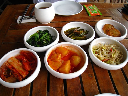 Recipes for korean side dishes