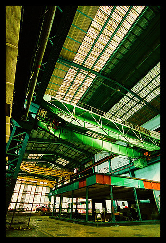 Gennevilliers Power Plant-10