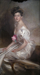 Portrait of Mrs. Whitney Warren, Sr., 1908 (Maulleigh) Tags: portrait art museum painting san francisco fine arts honor whitney warren mrs legion giovanni 1908 honour boldini