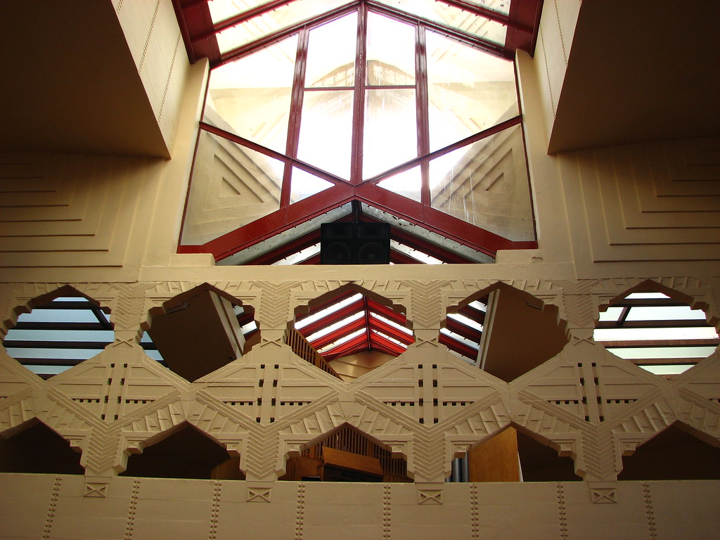 Annie Pfeiffer Chapel Interior
