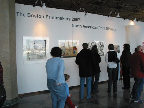 2007 Boston Printmakers North American Print Biennial