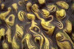 Tiger Balm Gardens abstract 1 (enso-on) Tags: sculpture brown abstract yellow statue garden singapore chinese kitsch fantasy swirl themepark myth tigerbalmgardens