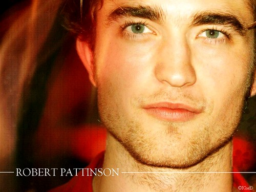 Robert Pattinson (Edward Cullen) by vball * LoveR.