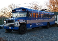 BioTour´s Vegetable Oil-Powered Bus (Takoma Park, DC)