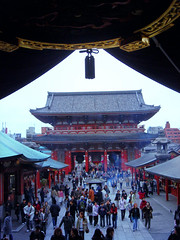 Asakusa in Tokyo (Explored) (Glenn Waters in Japan.) Tags: tokyo shrine explore  asakusa soe explored abigfave shieldofexcellence theperfectphotographer goldstaraward earthasia  glennwaters