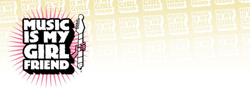 Fondo para el blog de Music Is My Girlfriend